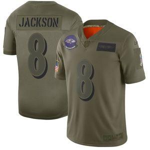 Men's Baltimore Ravens Lamar Jackson Jersey